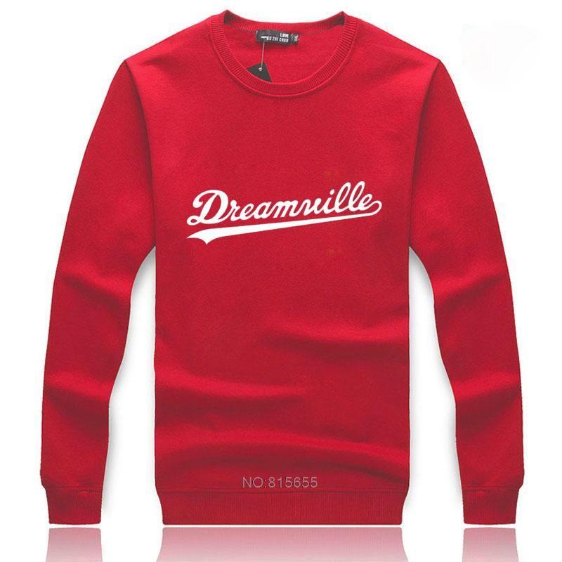 Venta al por mayor-2015 Moda Dreamville Otoño Invierno Fleece Hoodie Hombres Casual Sportswear Black Hoody Men Hip Hop Skateboard Sudadera Hombres Ding