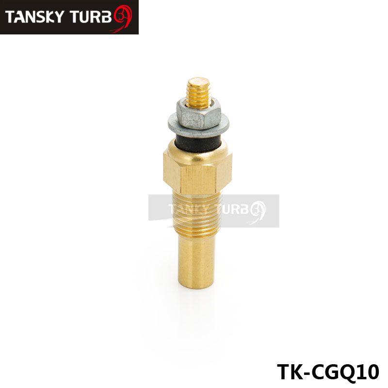 TANSKY - Unidad de sensor de envío de transmisor eléctrico de temperatura de agua / aceite de alto rendimiento 1/8 NPT TK-CGQ10