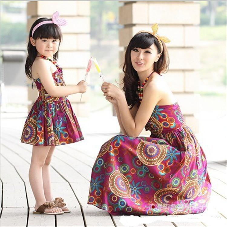 Mother Daughter Summer Dresses