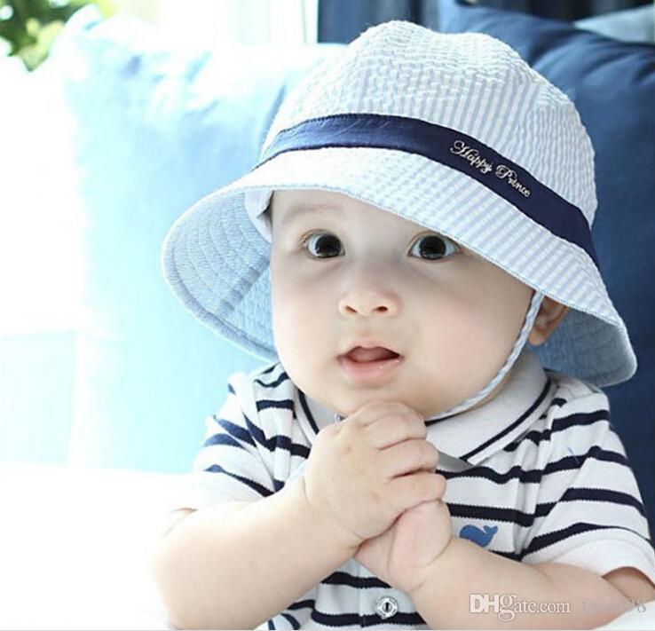 Toddler Infant Baby Girls Summer Outdoor Bucket Sun Hat Beach Bonnet Hat New