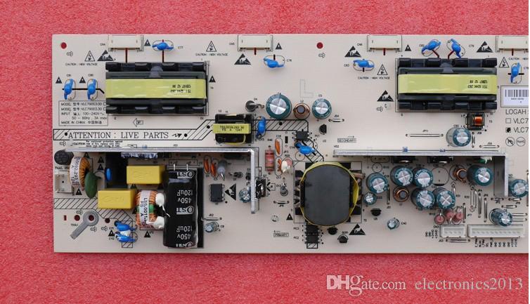 Ücretsiz Kargo Orijinal LCD Monitör Güç Kaynağı Kurulu PCB Ünitesi VLC79003.00 VLC79003.30 Haier LU26F6 Için