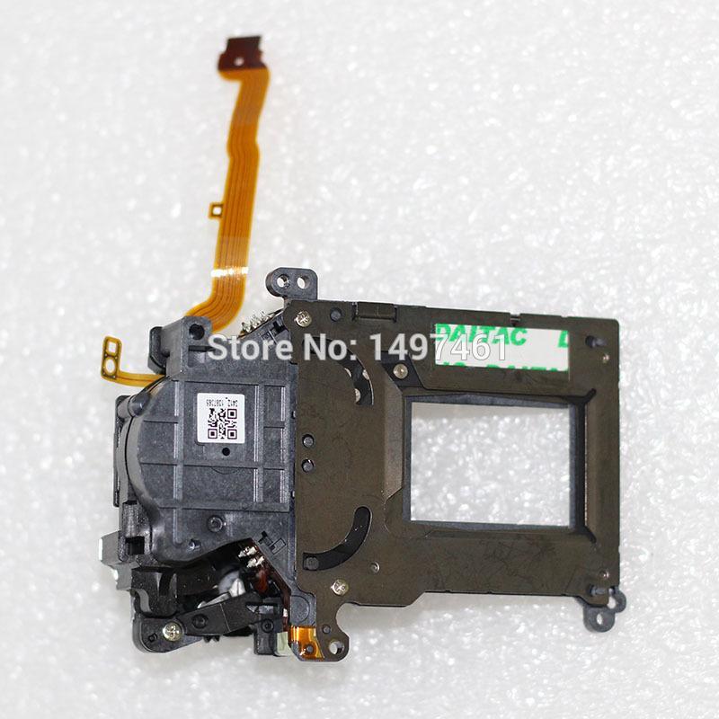 Freeshipping neue ursprüngliche Fensterladengruppe mit Blatt-Vorhangreparaturteilen für Canon EOS 70D DS126411 SLR
