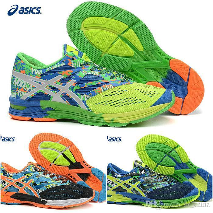 Cheap Asics Cushion Gel Noosa Tri 10 T580N Running Shoes For Men, Lightweight Racing Trainer Sneakers Eur Size 40 45 Best Running Shoes Running Shoes
