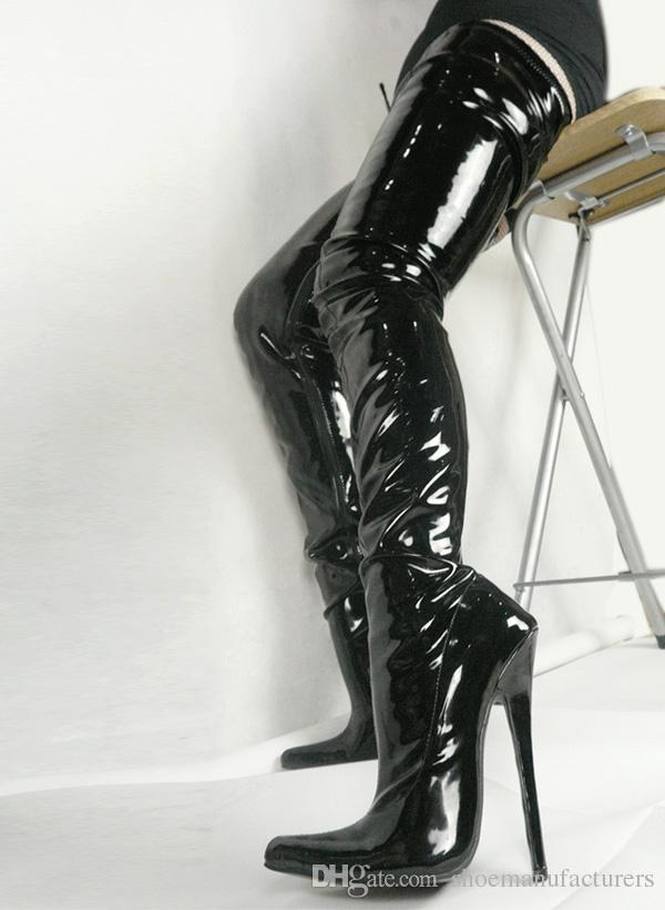 Hot Sale Sexy Pointed Toes 18cm Spike