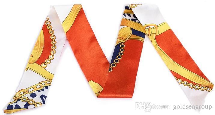 bags handbag scraf handle Female wedding fashion new arrive original Printing wallet purse silk imitation women shoulder USA EUR tote