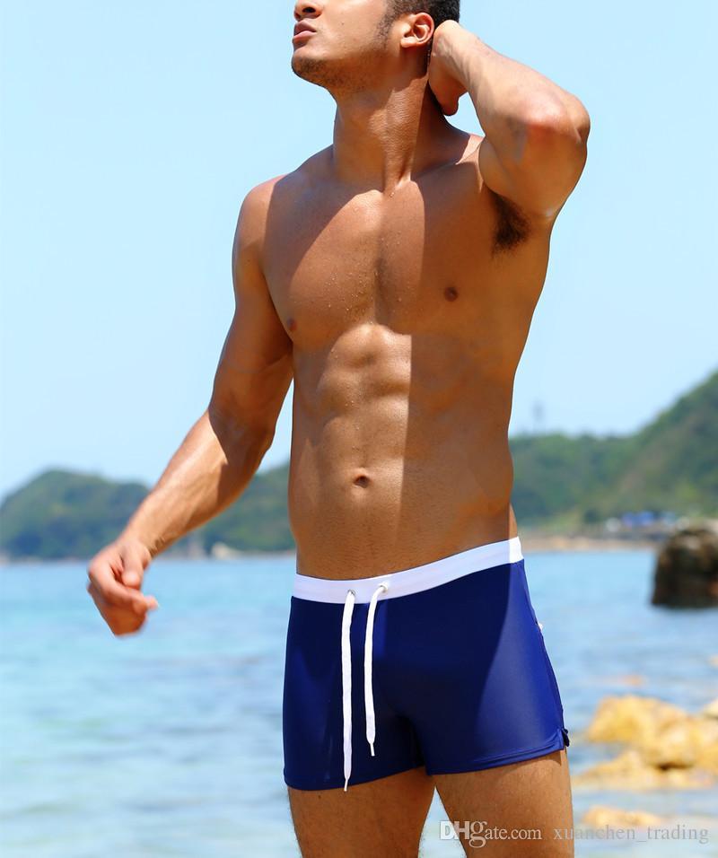 HOT Brand New Men/'s Cool Swim Trunks Board Shorts Swimwear Size S M L XL