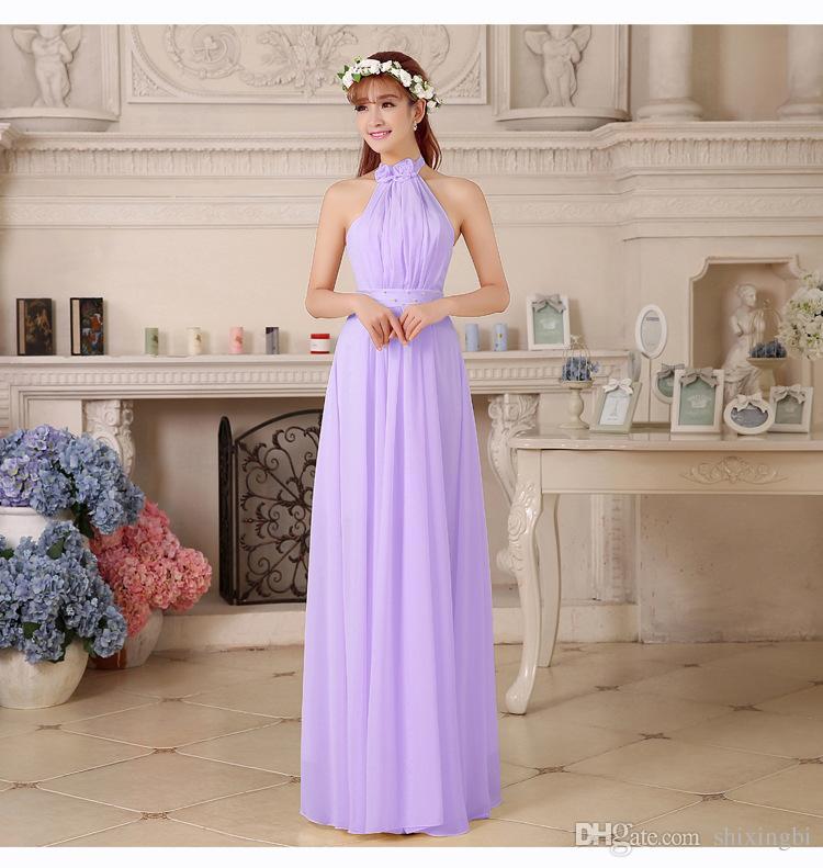 Spa Blue Bridesmaid Dresses