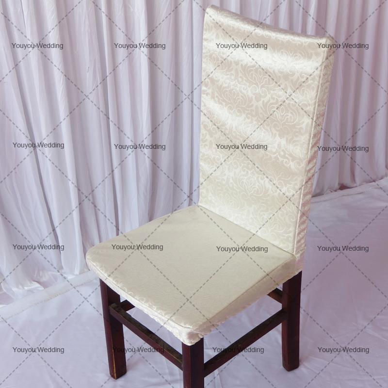 선택의 여지가 11 색상 - 210GSM 두꺼운 자카드 다람쥐 의자 커버 10PCS 무료 배송 웨딩 장식 사용