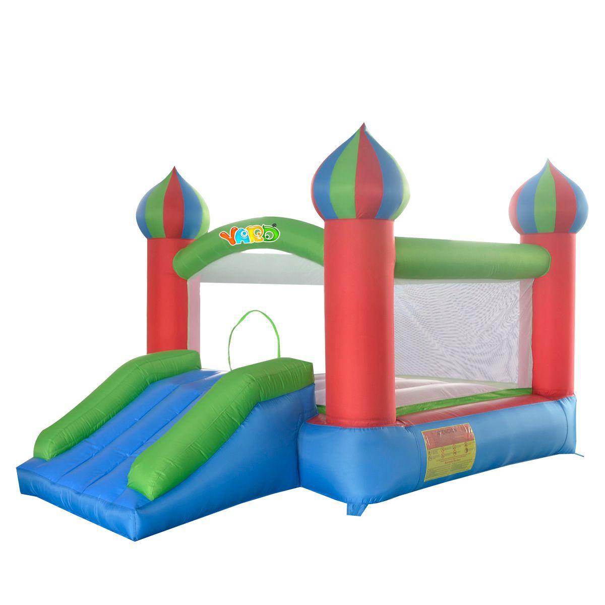 Jardim Home Uso Inflável Bounce Bounce Casa Bouncy Castelo Jumper Moonwalk Trampoline Brinquedos Jogo Com Blower