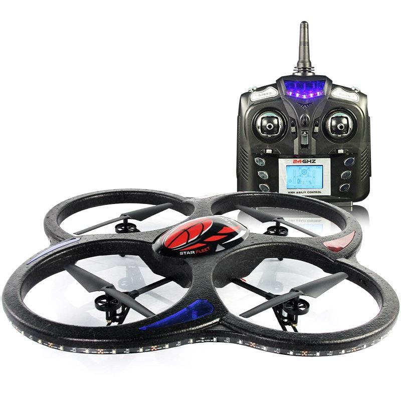 Big RC Quadcopter JXD 391 UFO Drone With LED Flash Remote Control Helicopter Toys Without Camera 2018 From Rctoybest 8479
