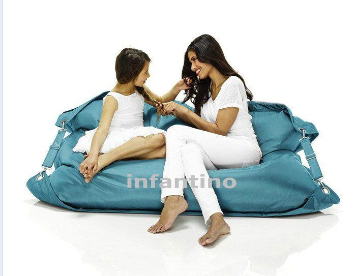 Outdoor Waterproof Bean Bag,Lounga Sac,buggle Up Beanbags,beanbag  Furniture,Buckle ...