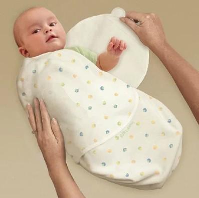 10 색 여름 swaddleme 아기 슬리핑 백 아기 sleepsacks 랩 유아 아기 싸기 수면 가방 유아면 랩 가방 근접