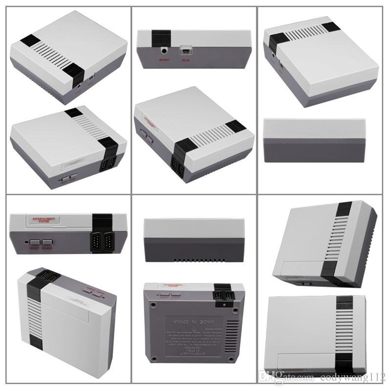 فيديو محمول اللاعب مصغرة لعبة وحدة التحكم 620 وحدة التحكم مع صندوق البيع بالتجزئة
