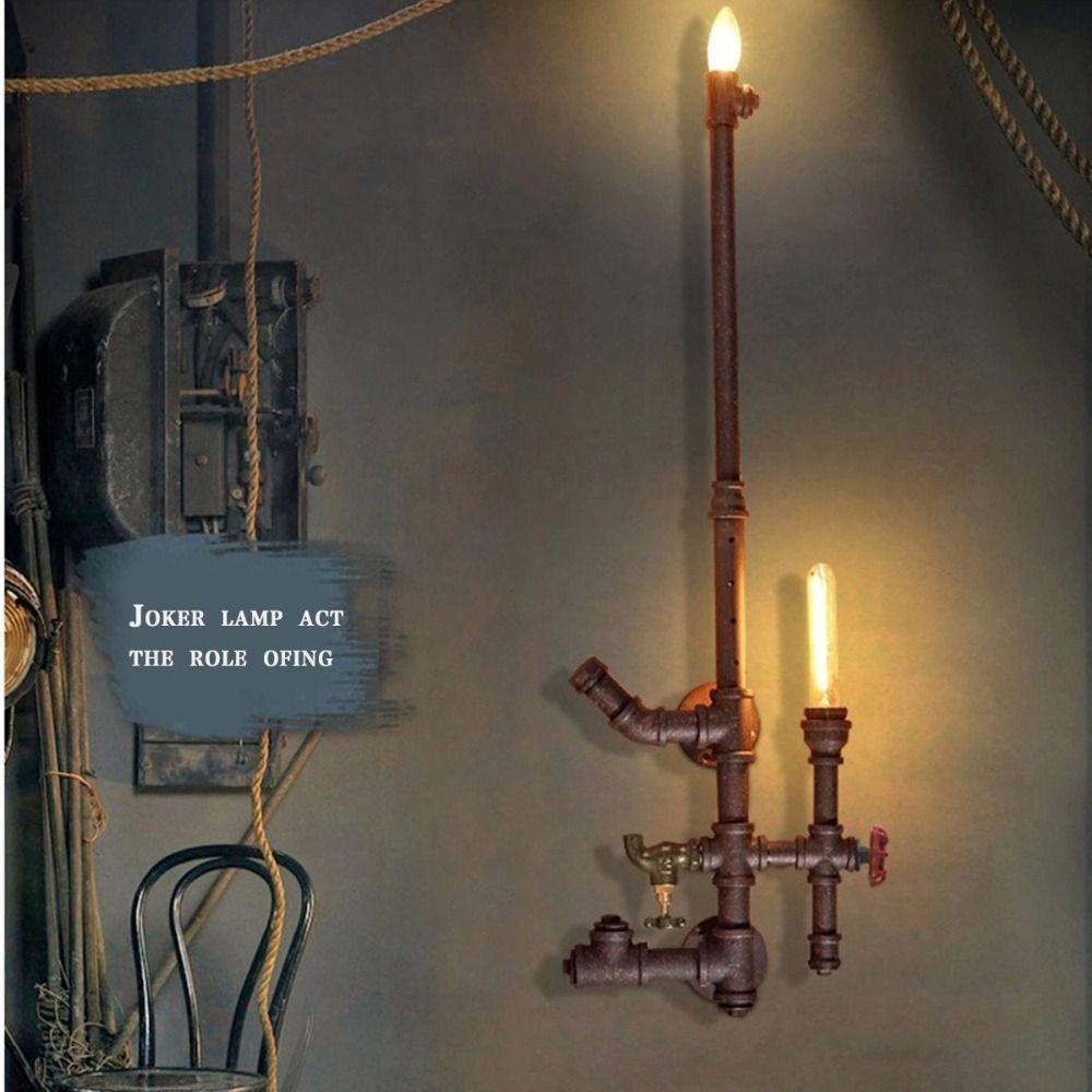 Wall Lamps Wholesaler Dhlight Sells Creative Ak47 Gun Design Wall