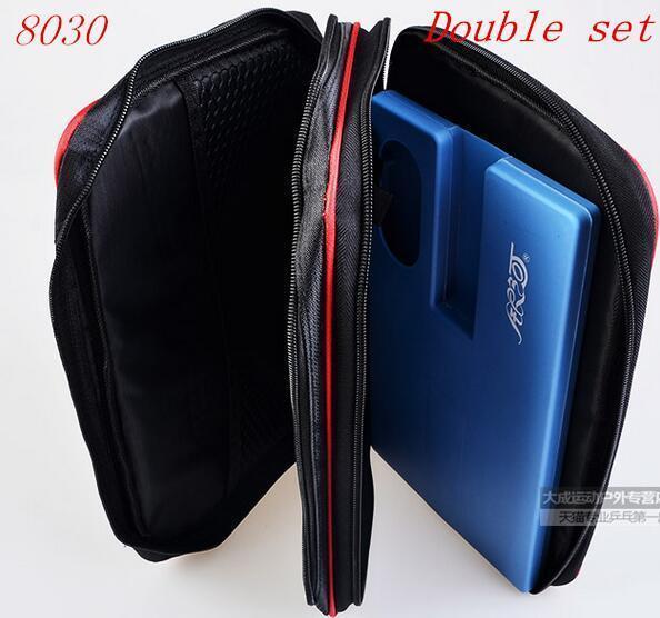 Yinhe Racket Table tennis bag 8002 single deck Table tennis bag /8030 double deck Table tennis bag