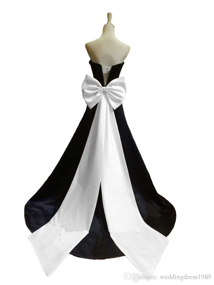 Fashion Handmade Satin Bow Long Big Bridal belt Stock Cheap wedding dressses sashes With Ribbon wedding accessory Free Shipping