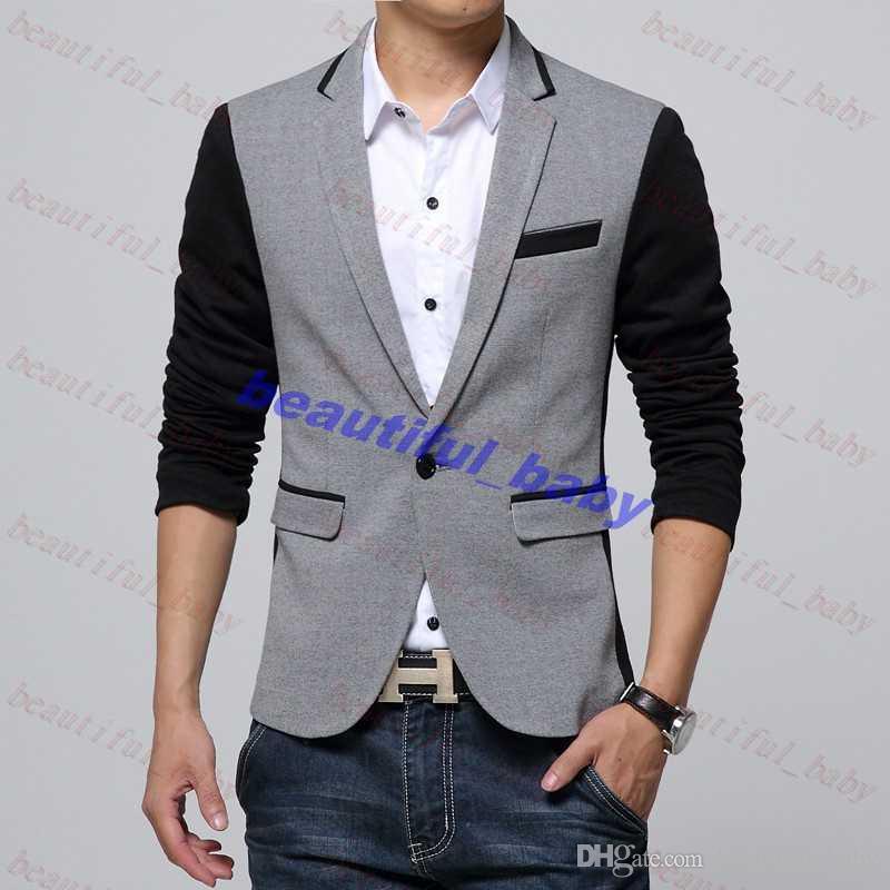 New Style Men Blazer 2015 Suit Men Brand Casual Jacket Latest Coat ...