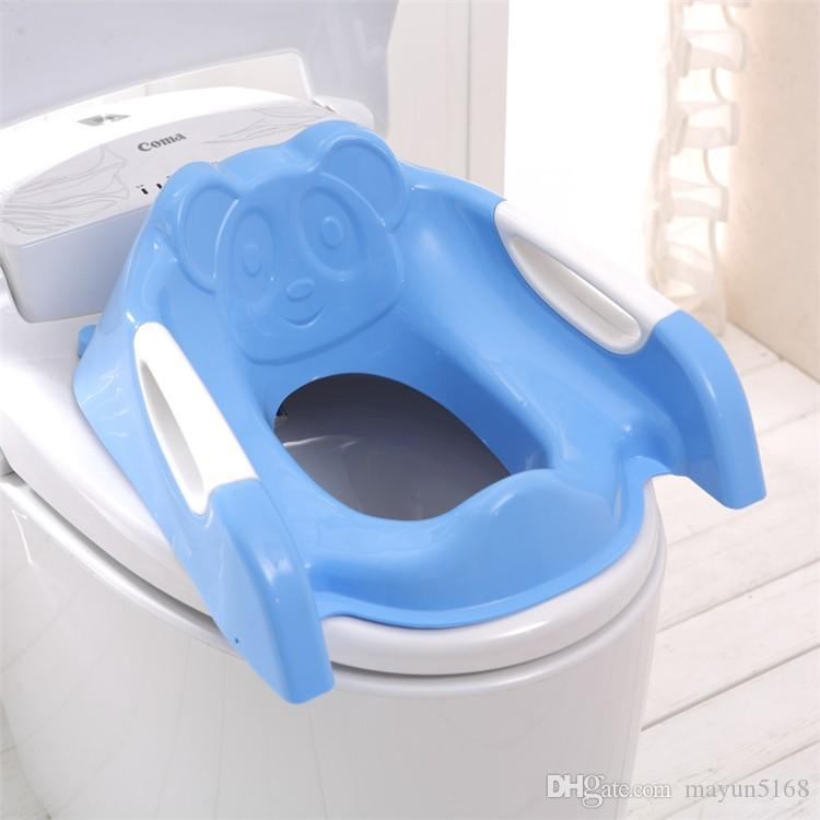 Cool 2019 Baby Potty Seat With Ladder Children Toilet Seat Cover Kids Toilet Folding Infant Potty Chair Training Toilet Kids Portable Pinico Troninho From Creativecarmelina Interior Chair Design Creativecarmelinacom