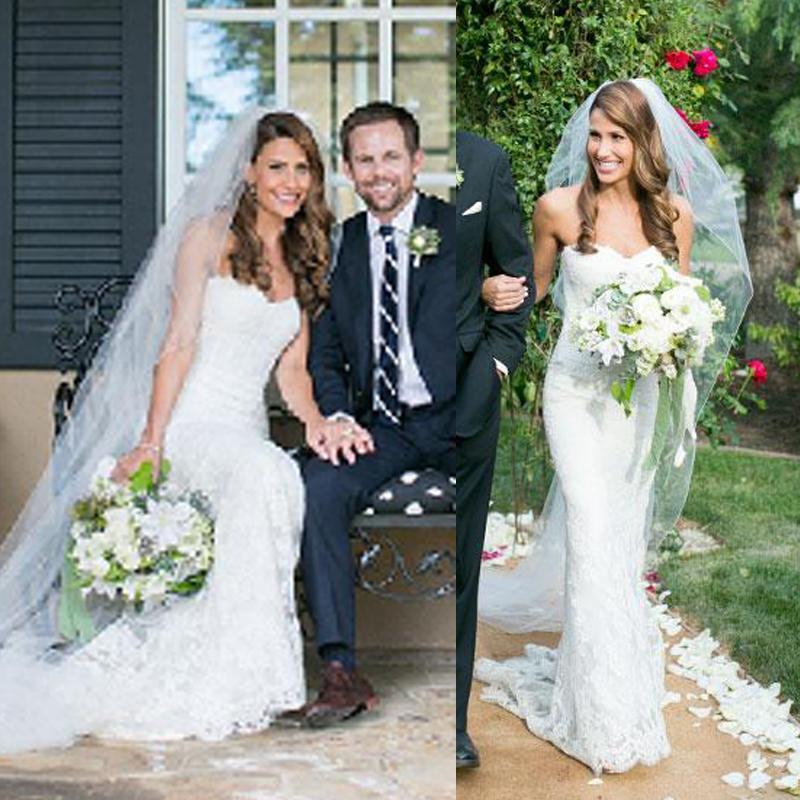 Stunning Lace Column Wedding Dress Sheath Garden Bridal Gowns Sweetheart Sleeveless Boned Long Formal Reception Dresses for Brides
