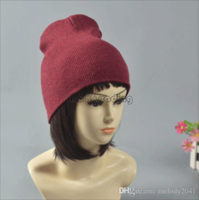 Wigwam Acrylic Ribbed Watchcap Beanie Hat Knitted Soft Resilient Fashion  Skull Caps Cheap Free Ship Beanie Boo Trucker Hats From Melody2041, $2 2|