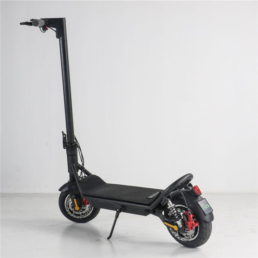 Folding dual-wheel drive off-road adult scooters are quickly shipped from the European duty-free warehouse. pk X2