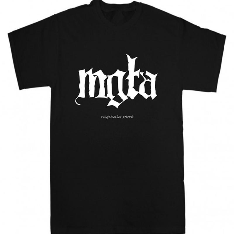 MGLA T-shirt New Black Camiseta Preto Banda Metal Behemoth Imperador Dissecção Masculino Teeshirt Verão Tees Homem Marca Tee Camiseta 210329