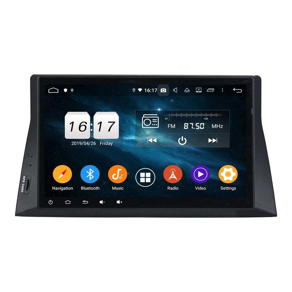 "4 GB + 128 GB 1 DIN 10.1 ""PX6 Android 10 Auto DVD Player DSP Radio GPS Navigazione per Honda Accord 8 2009 2009 2010 2011 2012 2013 Bluetooth 5.0 WiFi Easy Connect"