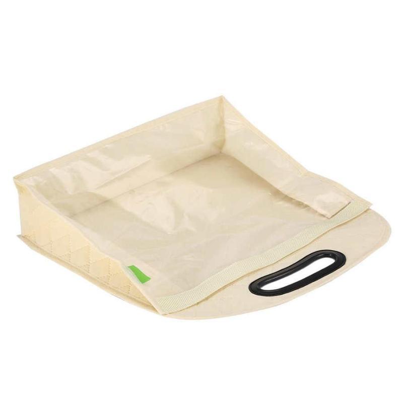 Bolsa de armazenamento de bolsa de tecido não tecida bolsa organizador de poeira