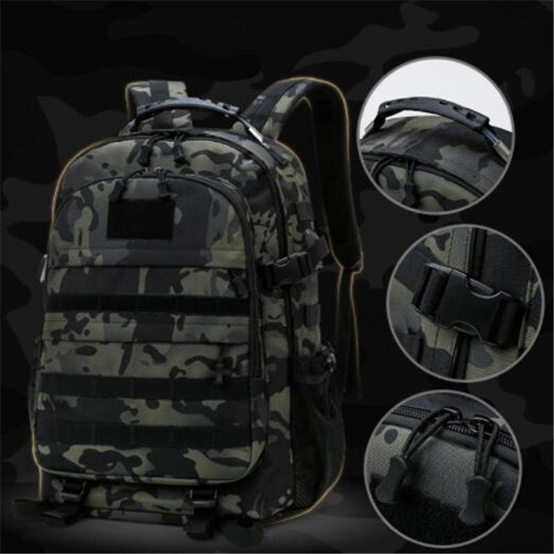 12colors Outdoor Jagd Rucksack Molle UBS Taschen Taktische Ausrüstung Militärische Camobeutel Wasserdicht