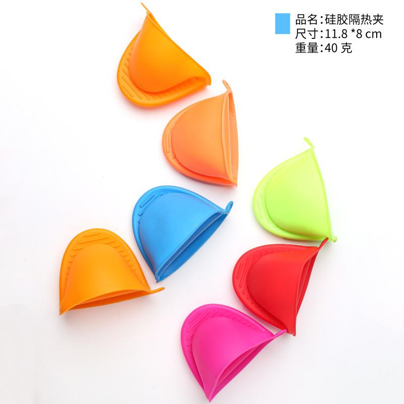 Silicone Hand Clip Baking Oven Microwave Gloves Kitchenware