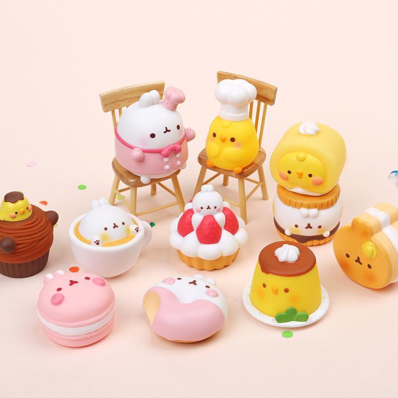 Десерт корейского стиля Baker