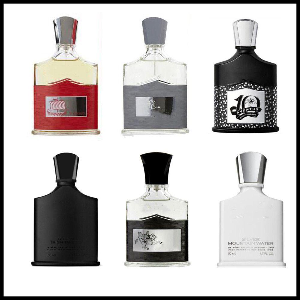 Epack 10th Aventus Anniversary Creed Perfume Long دائم الجودة ميليزيم ايمتريال العطر للجنسين عطر للرجال النساء 100 مل