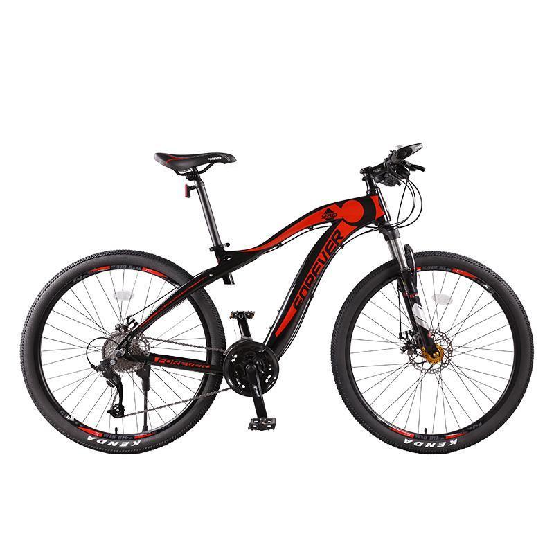Горный велосипед двойной поглощение дисковый тормоз алюминиевый сплав 27,5 дюйма велосипедов