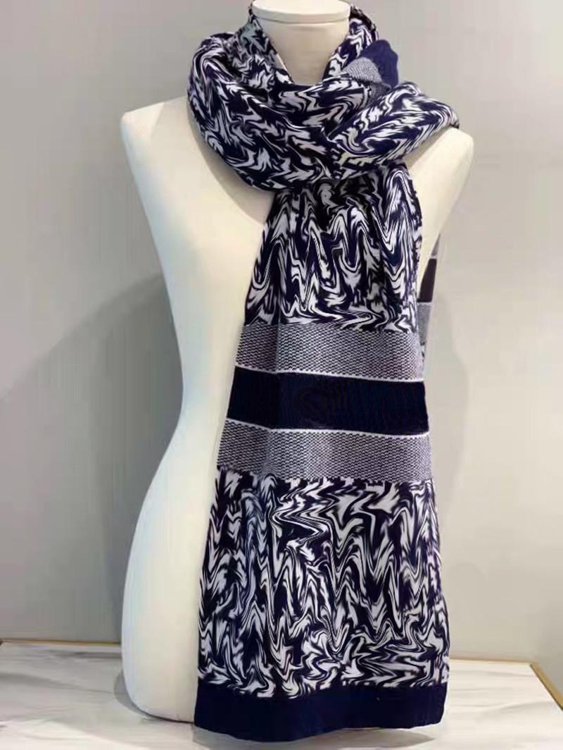 Écharpe en cachemire Foulards chauds Mode Lettre d'animaux pour homme Femmes Châle Connecté long col 8 Couleur Très qualité