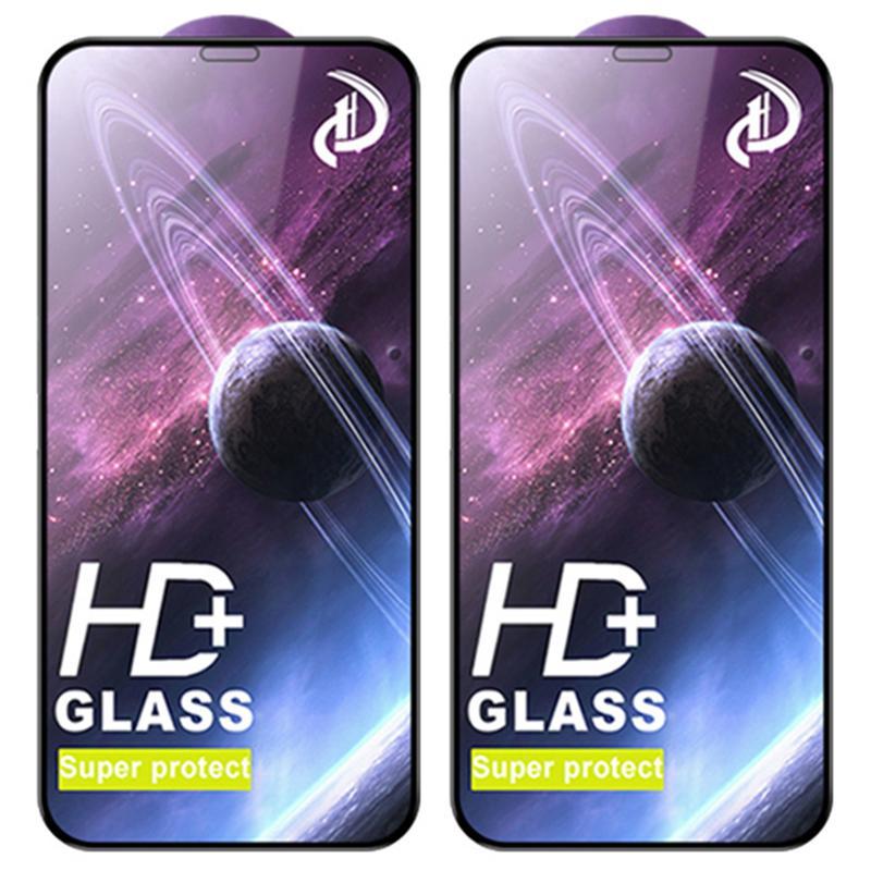 HD vidro temperado super proteger protetor de tela protetor de filmes explosão curva escudo de tampa premium para iphone 13 pro máximo 12 mini 11 xr x 8 7 6 6 s mais
