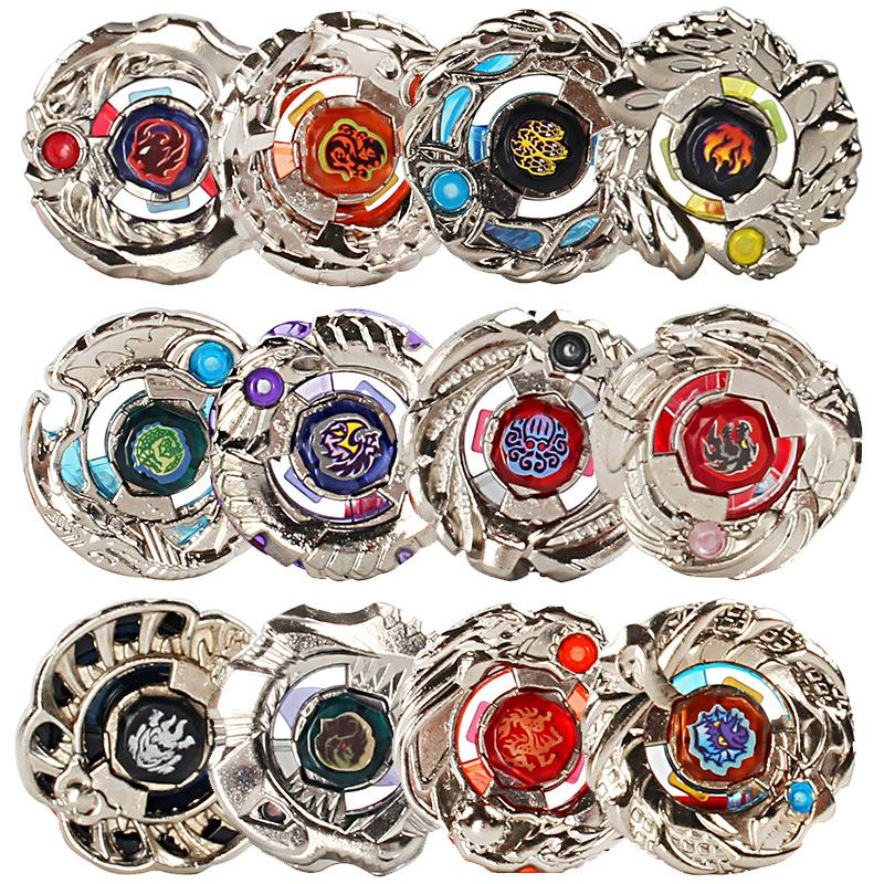 Constellation Beyblade Metal Fusion 4D With Launcher Bey blade Spinning Top Set Kids Game Toys Christmas Gift For Children Box Pack