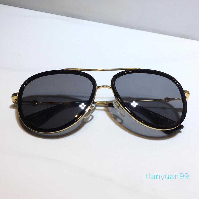 Óculos de sol para mulheres clássico verão estilo moda metal e prancha quadro óculos populares óculos de alta qualidade Óculos de proteção UV Lente
