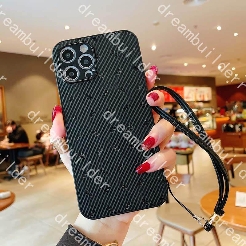 G Capas telefônicas de moda para iPhone 12 Pro Max mini 11 11PRO x XS XR XSMAX Shell PU Designer de couro 11Promax 12Pro