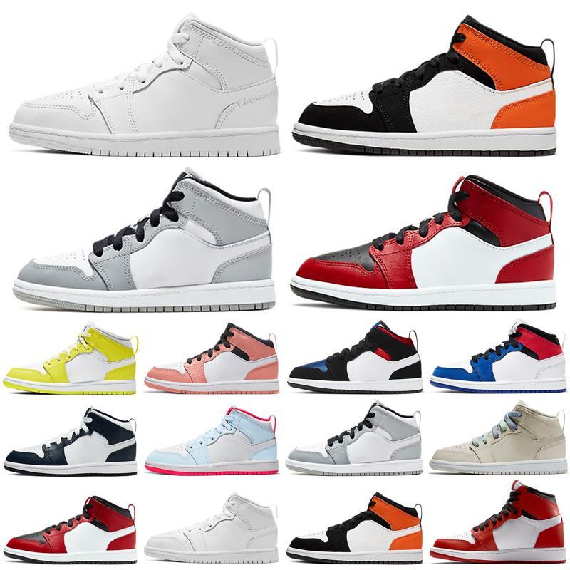 AJ1 Designer-Baby 13 scherzt Basketball-Schuh der Jugend-Sportliche Sportschuhe 13s für Jungen-Mädchen-Schuhe Freies Verschiffen