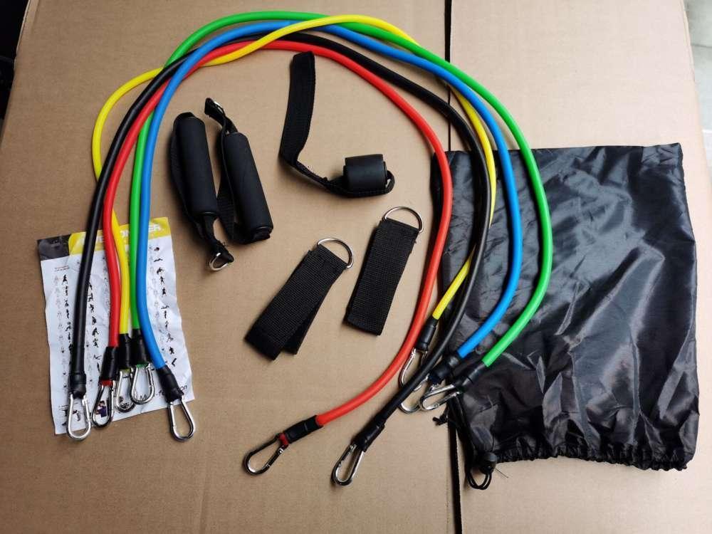 Ленты 1 Набор натяжных веревке натяжения, фитнес, силовые тренировки, подряд, фитнес-оборудование, эластичная полоса