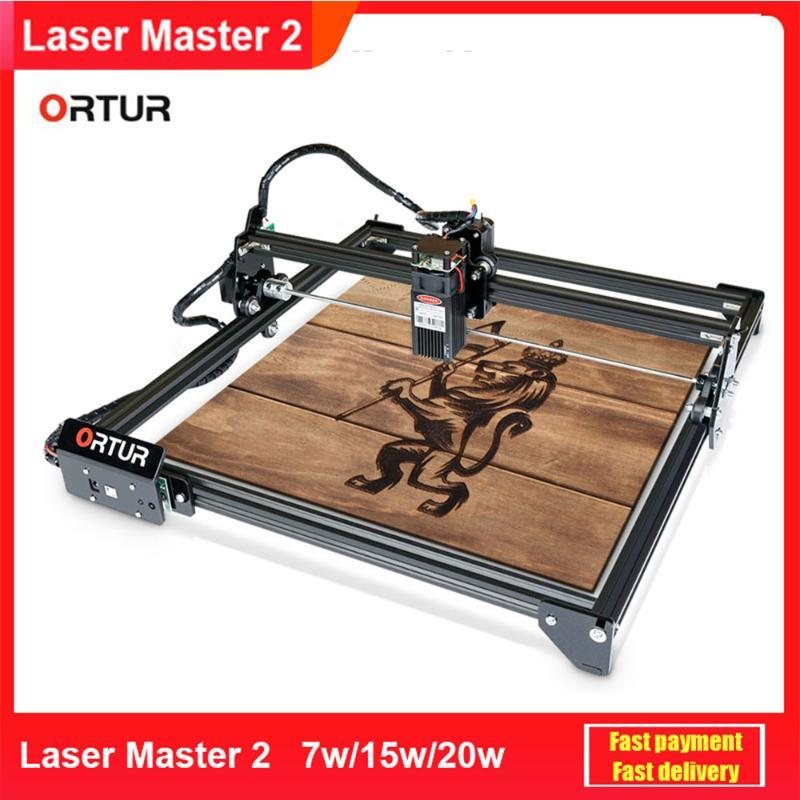 Desktop Laser Engraving Machine Wood Cutter Carving For Acrylic Leather MDF Logo Picture DIY Making GRBL Control Engraver Printers