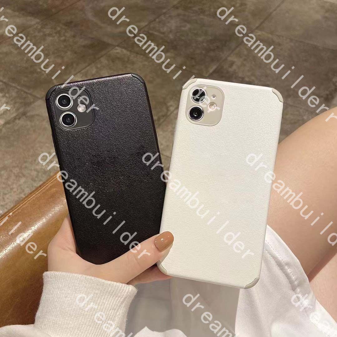 G Fashion Phone Capas para iPhone 12 Pro Max Max Mini 12Mini 11 11PRO 11PROMAX X XS XR XSMAX 7P 8P 7 8 Plus PU Classic Leather Proteção Caso Capa de Designer com caixa
