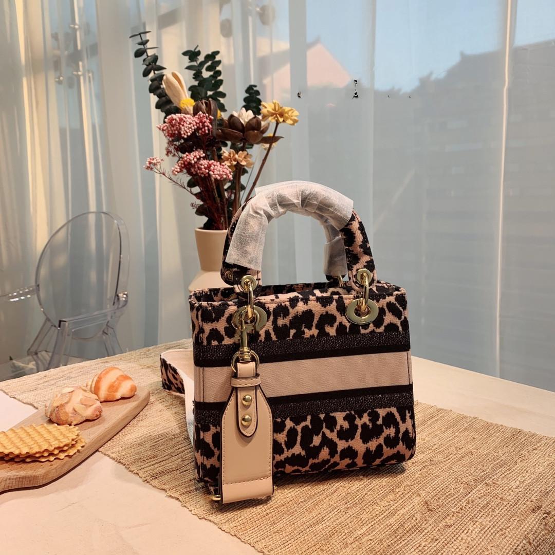 럭셔리 브랜드 독점 사용자 정의 가방 + 패키지 가방 우아한 질감 WAN, 수석 표범 곡물 디자인 가방 예술적 편지 패션 totes 좋은