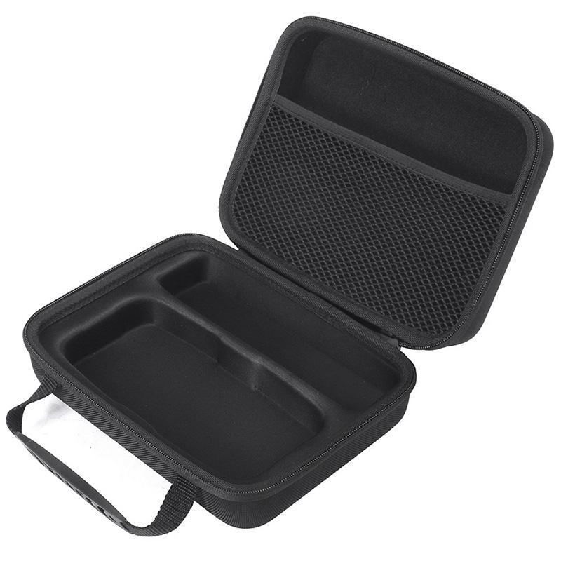 Duffel-Taschen tragen Case-Reißverschluss Beutel Eva-Reisetasche für WAHL-professionelle schnurlose Zauberclip # 8148 / # 8504 mit Haarschneider Salon Cape