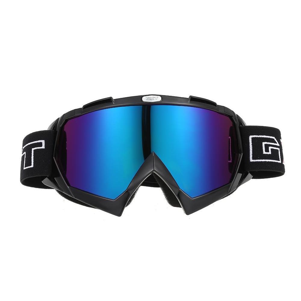 Ski Protective Gear Snow Sport Sport all'aperto Consegna Drop 2021 Moto Motocross Goggles antivento Outdoor Sport Sport da corsa Occhiali da sci da ciclismo Sof