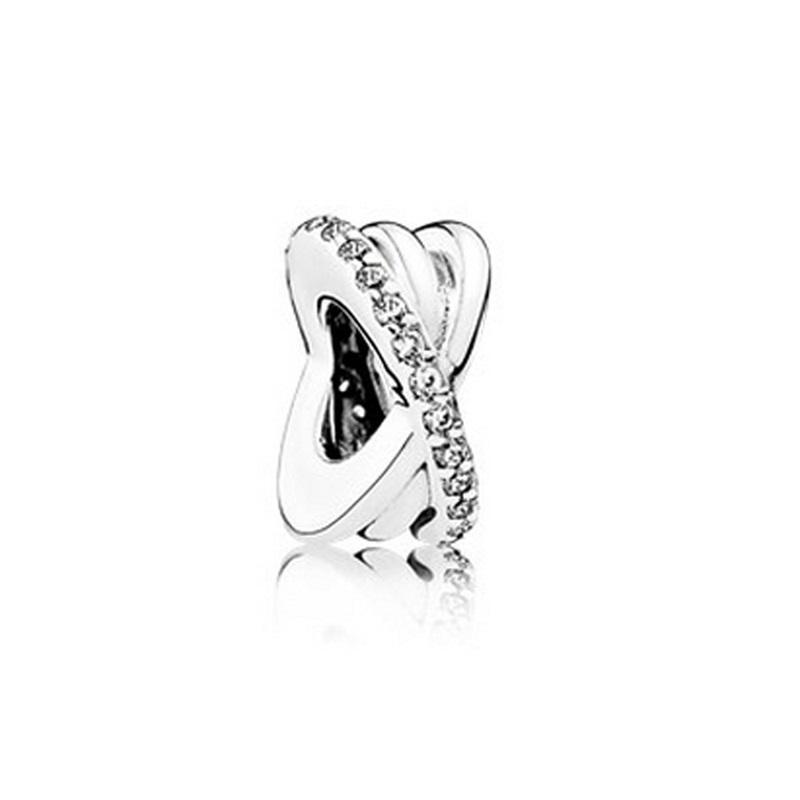 2021 NOUVEAU Tree Tree Dog Paw Beads Diy Perles Fit Pandora Charms Argent Couleur Bracelet Donner aux femmes Bijoux Faire bijoux 2038 Q2