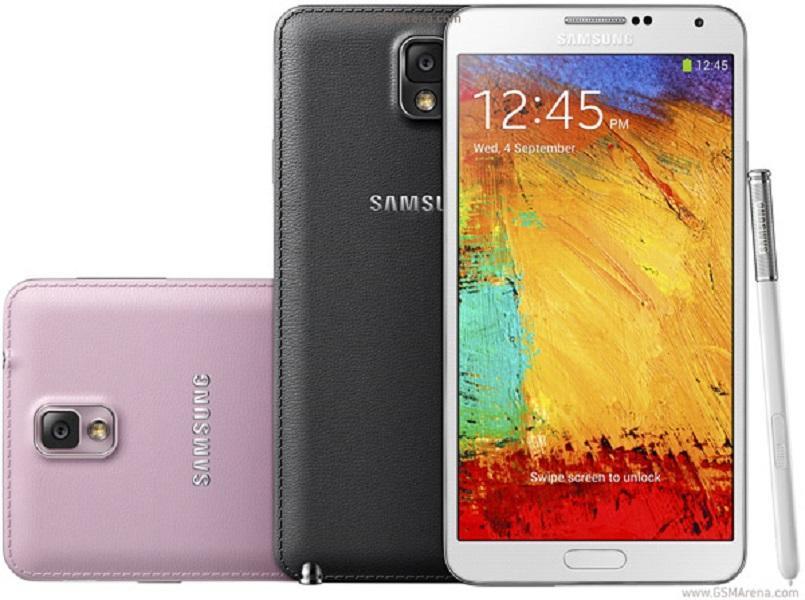 Orijinal Yenilenmiş Samsung Galaxy Not 3 N9005 Dört Çekirdekli Android 4G LTE 5.7 inç 1920 * 1080 13MP 3GB + 32 GB Unlocked akıllı telefon