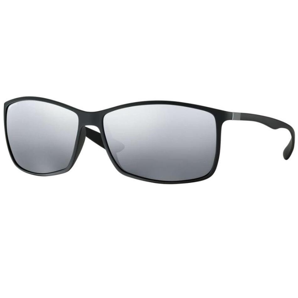 Super light fit comfortablePolarized Sunglasses Men's Driving square Shades Male Sun Glasses For Men Retro polorized Women Brand Designer UV400 Gafas With Case