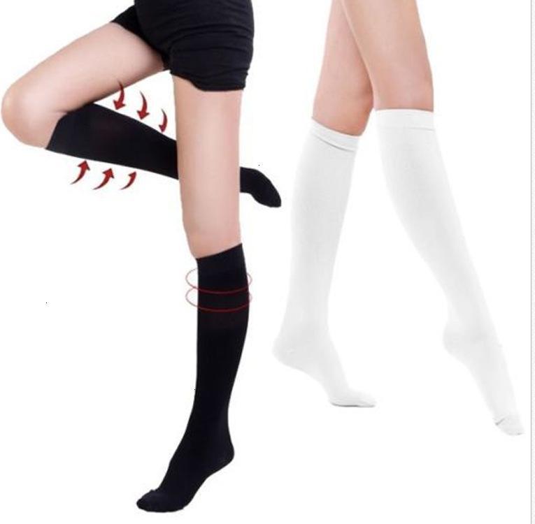 Ropa para hombres y mujeresCompresión Nueva calidad de alta calidad Miracle anti fatiga medias calentadores de piernas de calcetines de adelgazamiento Soporte de pantorrilla SOCIAJE SOCIXHWXM5