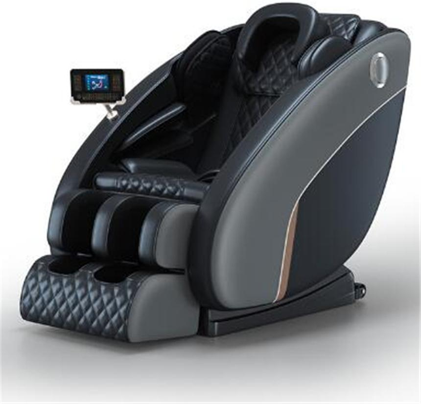 E5 تدليك كرسي المسار 4D المهنية الفاخرة مناور الاسترخاء صفر الجاذبية متعددة الوظائف مع ملحق الساق الكهربائية